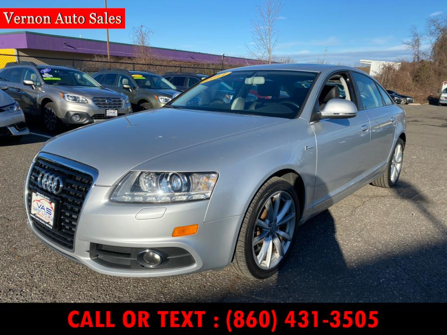 Used 2011 Audi A6 in Manchester, Connecticut | Vernon Auto Sale & Service. Manchester, Connecticut
