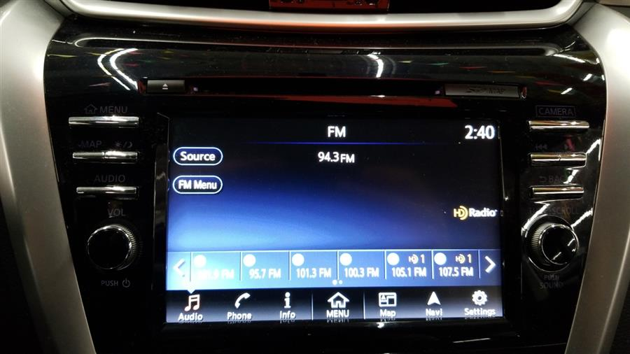 2015 Nissan Murano AWD 4dr Platinum, available for sale in West Haven, CT