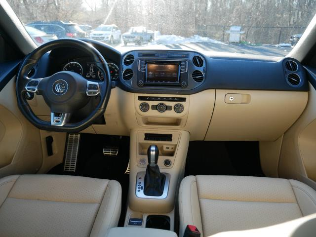 Used Volkswagen Tiguan 2.0T R-Line 2016   Canton Auto Exchange. Canton, Connecticut
