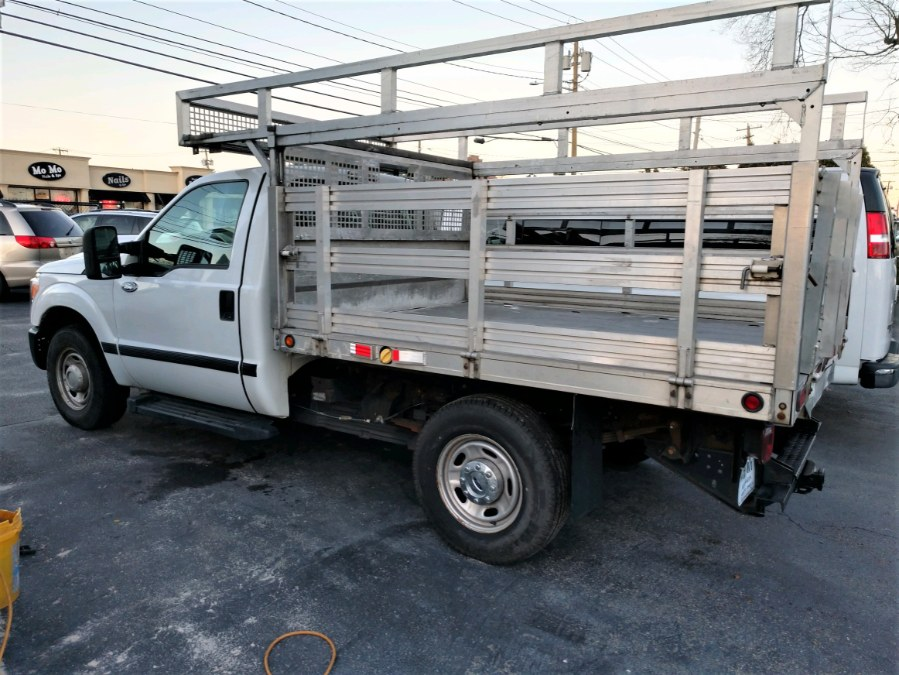 Used 2012 Ford F250 / CUSTOM PICKUP or STAKE BODY in COPIAGUE, New York | Warwick Auto Sales Inc. COPIAGUE, New York
