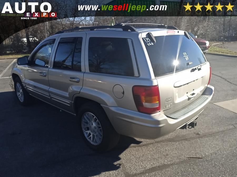 Used Jeep Grand Cherokee 4dr Limited 4WD 2003 | Auto Expo. Huntington, New York