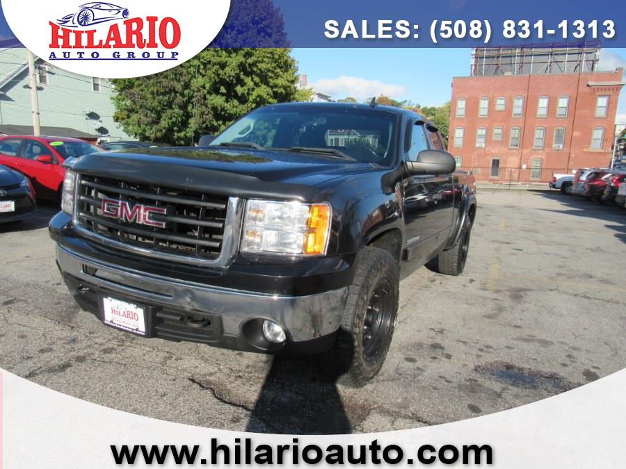 Used 2010 GMC Sierra 1500 in Worcester, Massachusetts | Hilario's Auto Sales Inc.. Worcester, Massachusetts