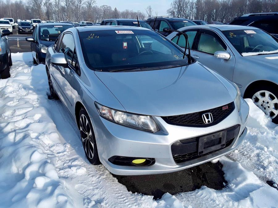 Used Honda Civic Cpe 2dr Man Si 2013 | Primetime Auto Sales and Repair. New Haven, Connecticut