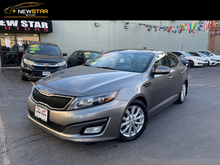Used 2014 Kia Optima in Chelsea, Massachusetts | New Star Motors. Chelsea, Massachusetts