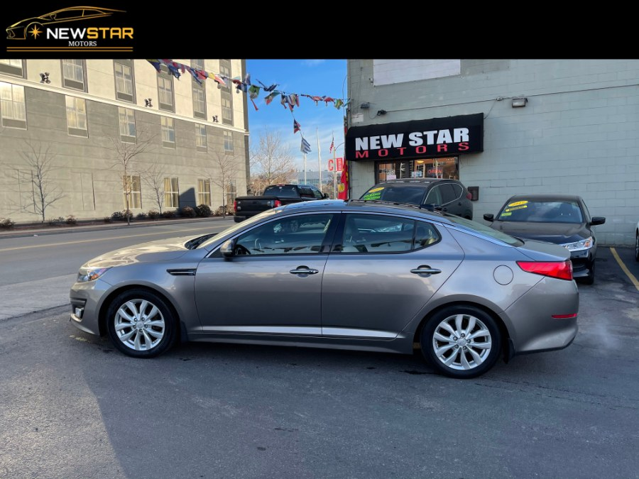 Used Kia Optima 4dr Sdn EX 2014 | New Star Motors. Chelsea, Massachusetts