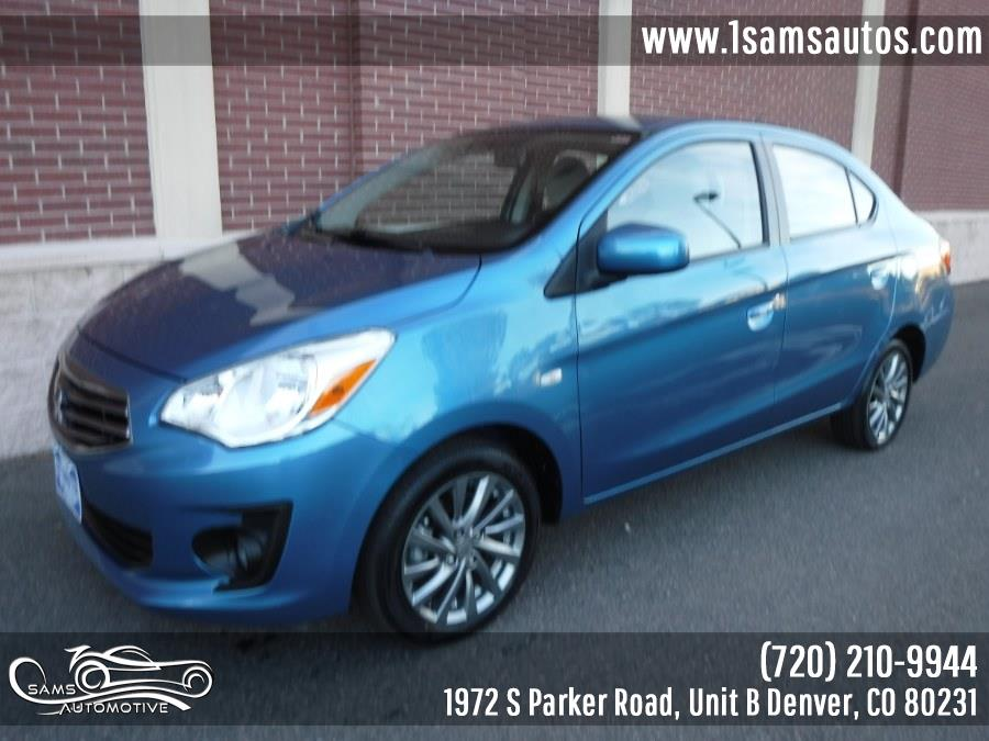 Used 2018 Mitsubishi Mirage G4 in Denver, Colorado | Sam's Automotive. Denver, Colorado