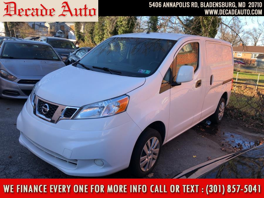 Used 2018 Nissan NV200 Compact Cargo in Bladensburg, Maryland | Decade Auto. Bladensburg, Maryland