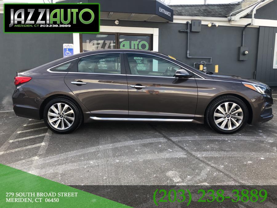 Used 2016 Hyundai Sonata in Meriden, Connecticut | Jazzi Auto Sales LLC. Meriden, Connecticut