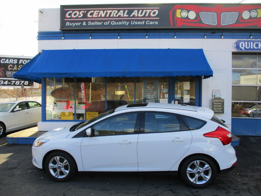 Used Ford Focus 5dr HB SE 2013 | Cos Central Auto. Meriden, Connecticut