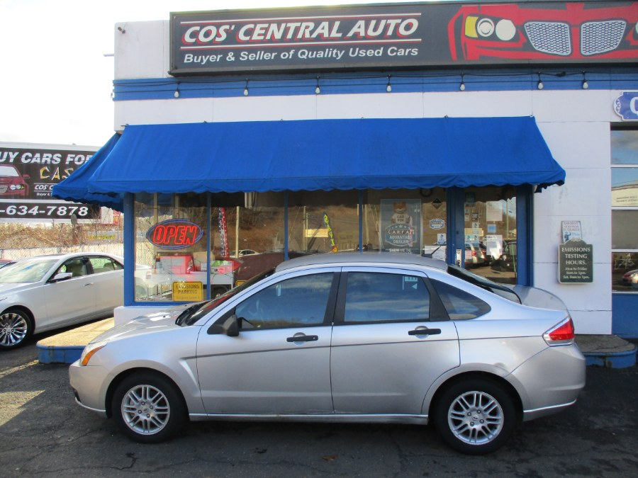 Used Ford Focus 4dr Sdn SE 2010 | Cos Central Auto. Meriden, Connecticut