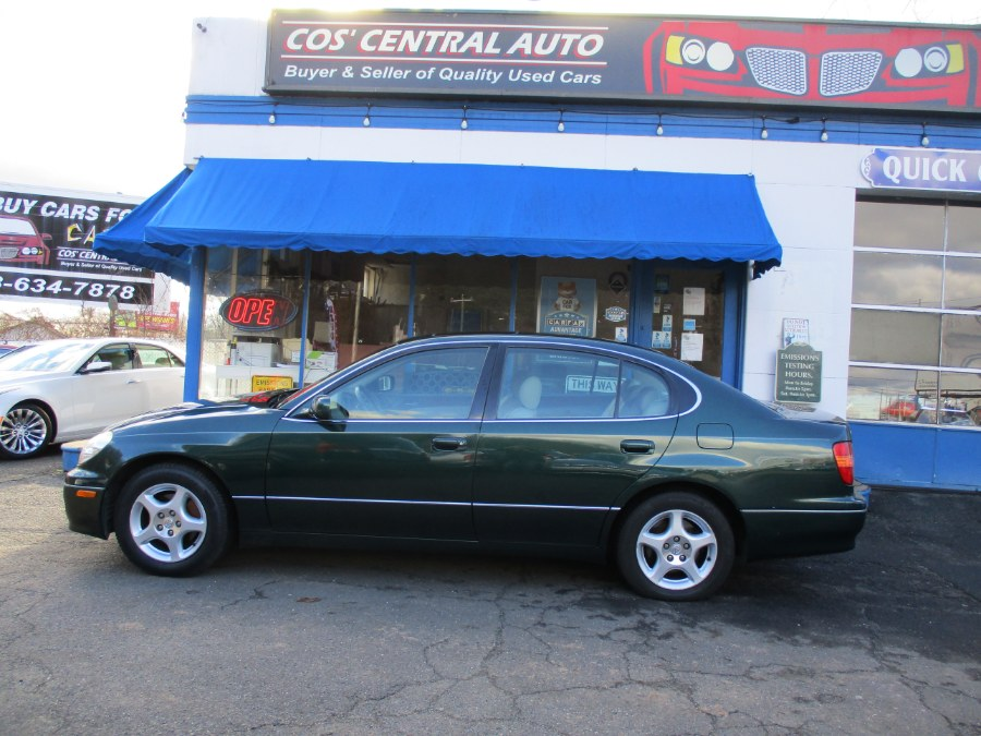 Used 1999 Lexus GS 300 Luxury Perform Sdn in Meriden, Connecticut | Cos Central Auto. Meriden, Connecticut