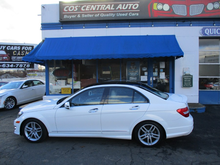 Used 2014 Mercedes-Benz C-Class in Meriden, Connecticut | Cos Central Auto. Meriden, Connecticut
