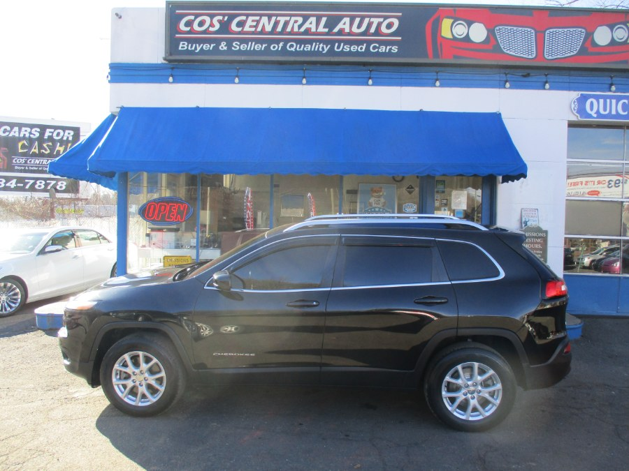 Used 2014 Jeep Cherokee in Meriden, Connecticut | Cos Central Auto. Meriden, Connecticut