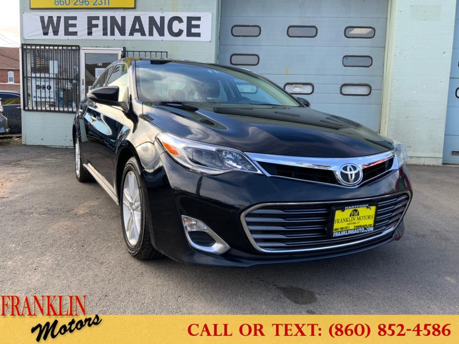 Used 2015 Toyota Avalon in Hartford, Connecticut   Franklin Motors Auto Sales LLC. Hartford, Connecticut