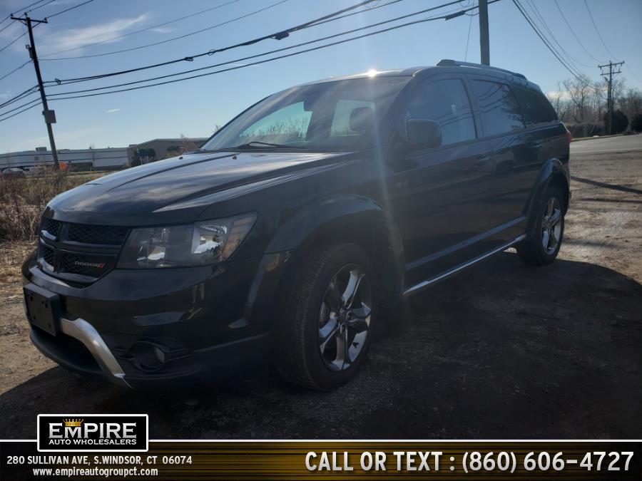 Used 2017 Dodge Journey in S.Windsor, Connecticut | Empire Auto Wholesalers. S.Windsor, Connecticut