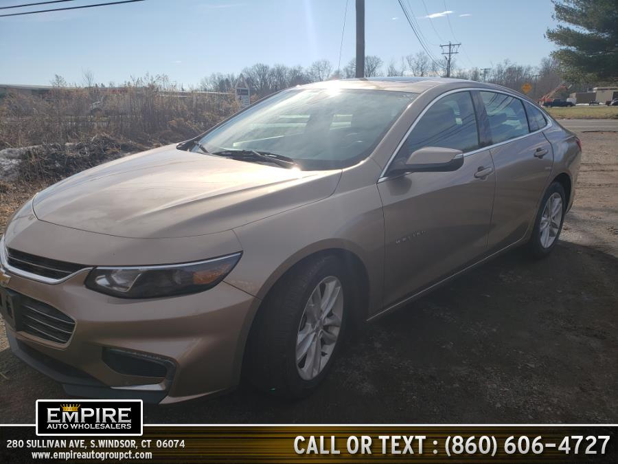 Used 2018 Chevrolet Malibu in S.Windsor, Connecticut | Empire Auto Wholesalers. S.Windsor, Connecticut