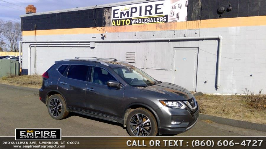 Used 2018 Nissan Rogue in S.Windsor, Connecticut | Empire Auto Wholesalers. S.Windsor, Connecticut