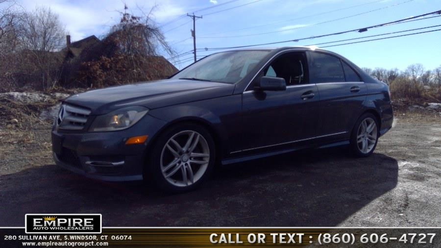 Used 2013 Mercedes-Benz C-Class in S.Windsor, Connecticut | Empire Auto Wholesalers. S.Windsor, Connecticut