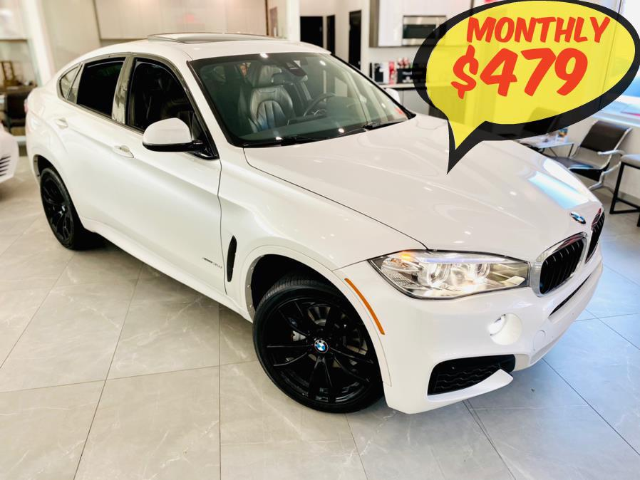 Used 2017 BMW X6 in Franklin Square, New York | Luxury Motor Club. Franklin Square, New York