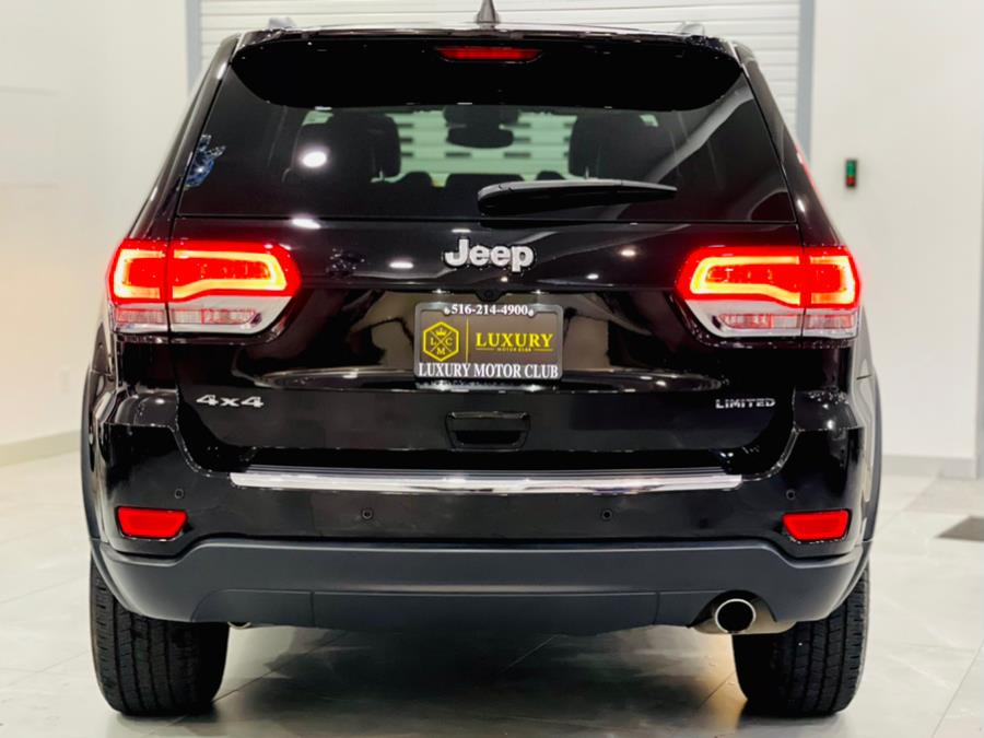 Used Jeep Grand Cherokee Limited 4x4 2018 | Luxury Motor Club. Franklin Square, New York