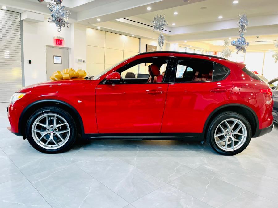 Used Alfa Romeo Stelvio Ti Sport AWD 2018 | Luxury Motor Club. Franklin Square, New York
