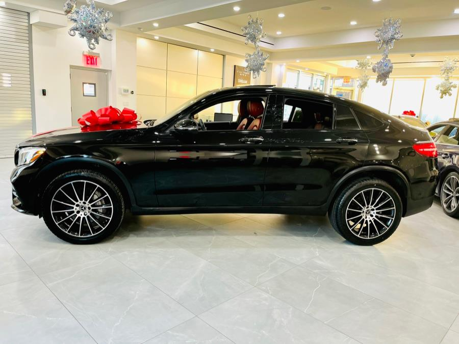 Used Mercedes-Benz GLC GLC 300 4MATIC Coupe 2018 | Luxury Motor Club. Franklin Square, New York