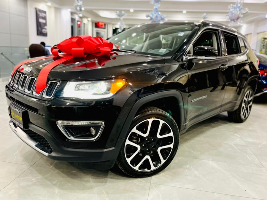 Used Jeep Compass Limited 4x4 2018 | Luxury Motor Club. Franklin Square, New York