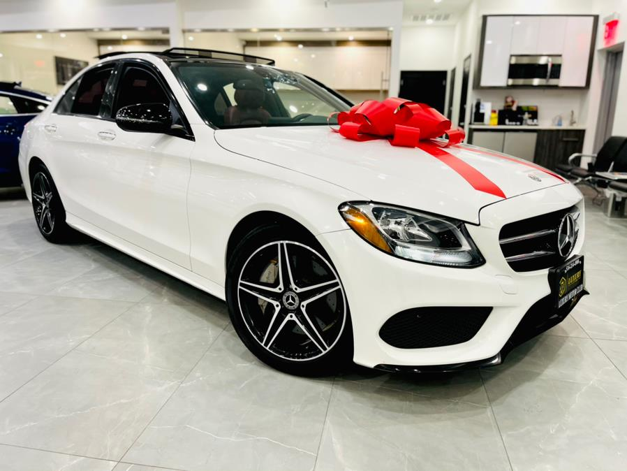 Used Mercedes-Benz C-Class C 300 4MATIC Sedan 2018 | Luxury Motor Club. Franklin Square, New York