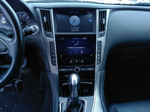 Used INFINITI Q50 3.0t Premium AWD 2017 | Luxury Motor Club. Franklin Square, New York