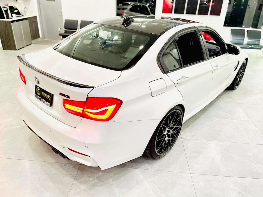 Used BMW M3 Sedan 2018 | Luxury Motor Club. Franklin Square, New York