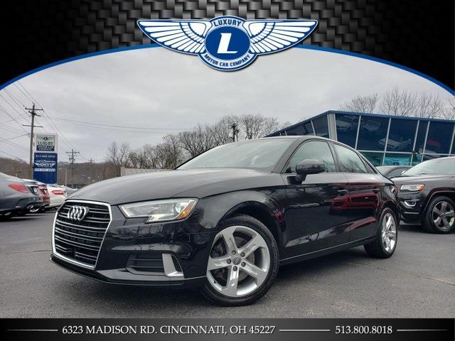 Used Audi A3 2.0T Premium 2017 | Luxury Motor Car Company. Cincinnati, Ohio
