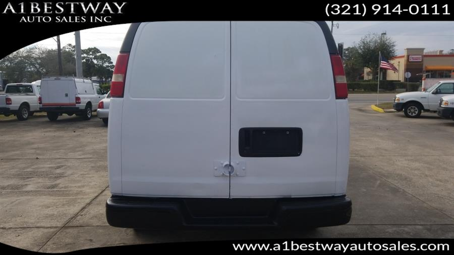 "Used Chevrolet Express Cargo Van 2500 135"" WB RWD 2005 