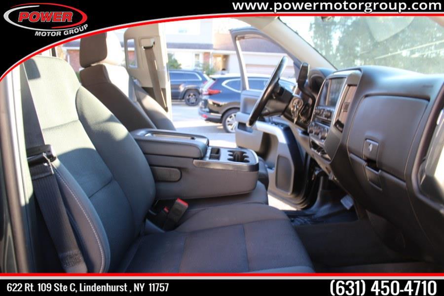 "Used Chevrolet Silverado 1500 4WD Double Cab 143.5"" LT w/2LT 2018   Power Motor Group. Lindenhurst , New York"