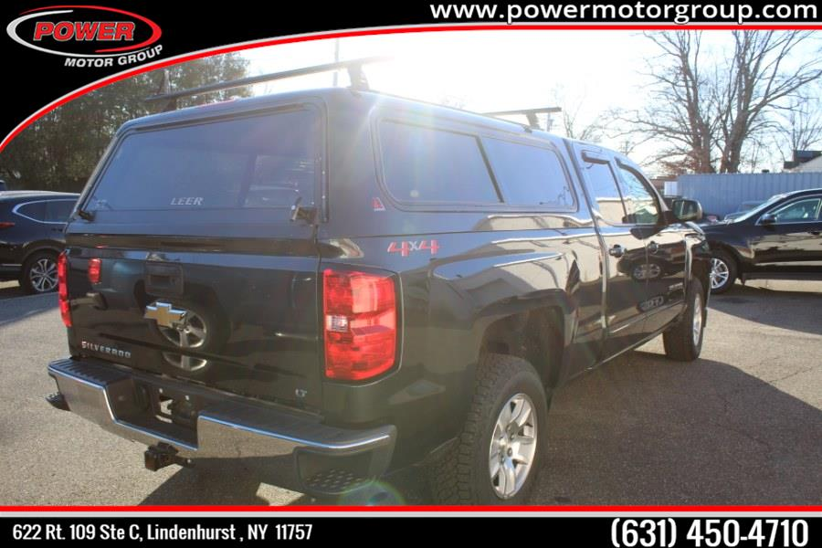 "Used Chevrolet Silverado 1500 4WD Double Cab 143.5"" LT w/2LT 2018 