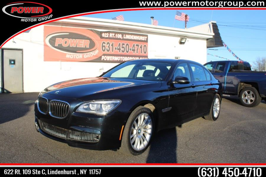 Used 2014 BMW 7 Series M-SPORT in Lindenhurst , New York | Power Motor Group. Lindenhurst , New York