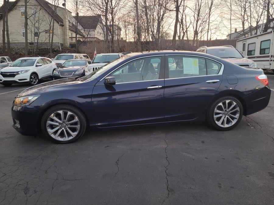 Used 2013 Honda Accord Sdn in Brockton, Massachusetts | Capital Lease and Finance. Brockton, Massachusetts