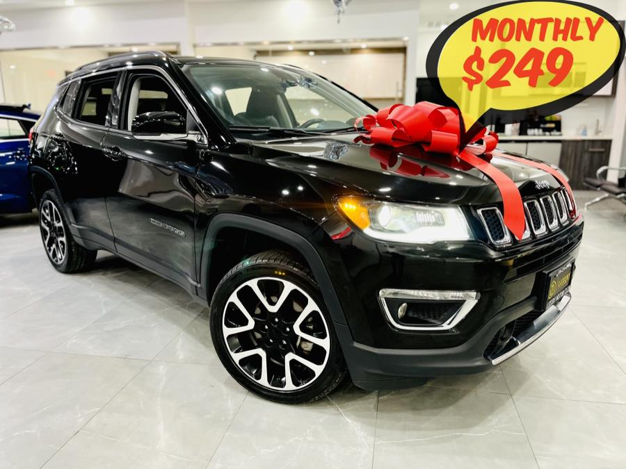 Used 2018 Jeep Compass in Franklin Square, New York | Luxury Motor Club. Franklin Square, New York