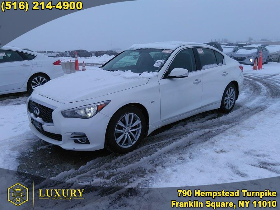 Used 2017 INFINITI Q50 in Franklin Square, New York | Luxury Motor Club. Franklin Square, New York