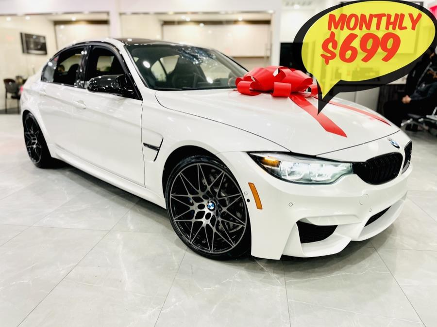Used 2018 BMW M3 in Franklin Square, New York | Luxury Motor Club. Franklin Square, New York