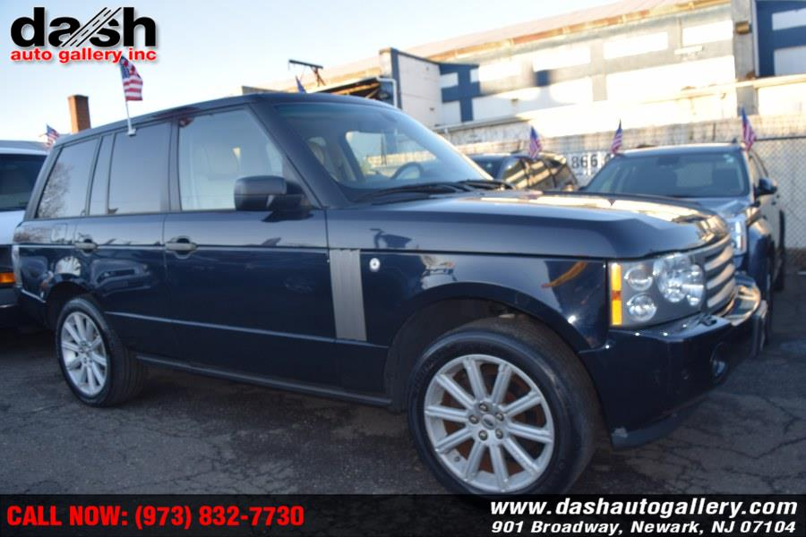 Used Land Rover Range Rover 4WD 4dr HSE 2008 | Dash Auto Gallery Inc.. Newark, New Jersey