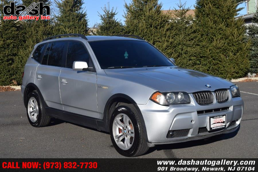 Used BMW X3 X3 4dr AWD 3.0i 2006 | Dash Auto Gallery Inc.. Newark, New Jersey