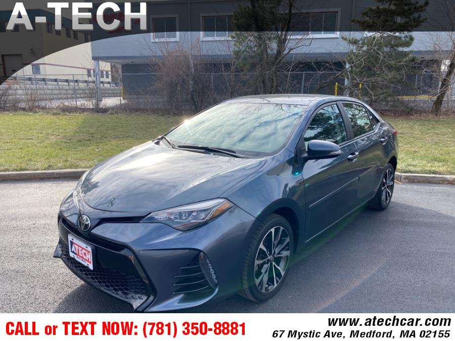 Used 2017 Toyota Corolla in Medford, Massachusetts | A-Tech. Medford, Massachusetts