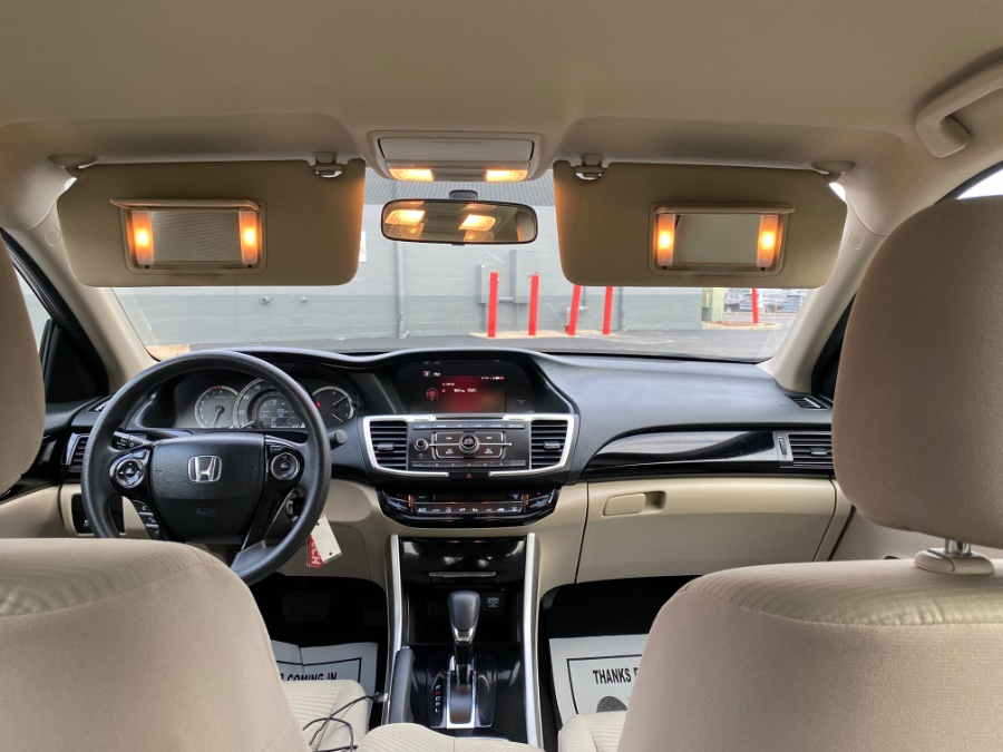 Used Honda Accord Sedan LX CVT 2017 | A-Tech. Medford, Massachusetts