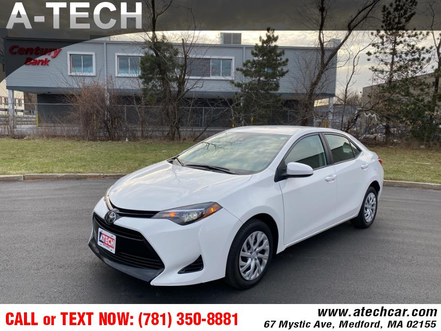 Used 2018 Toyota Corolla in Medford, Massachusetts | A-Tech. Medford, Massachusetts