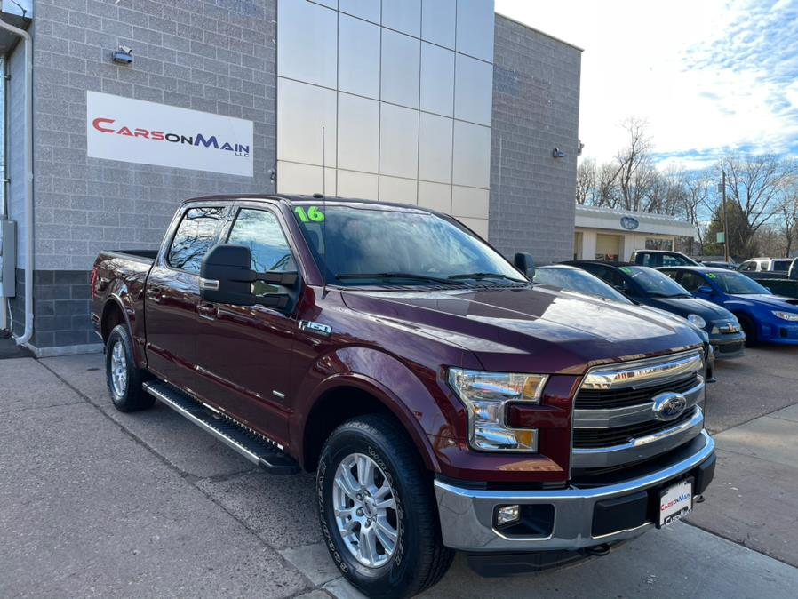Used 2016 Ford F-150 in Manchester, Connecticut | Carsonmain LLC. Manchester, Connecticut