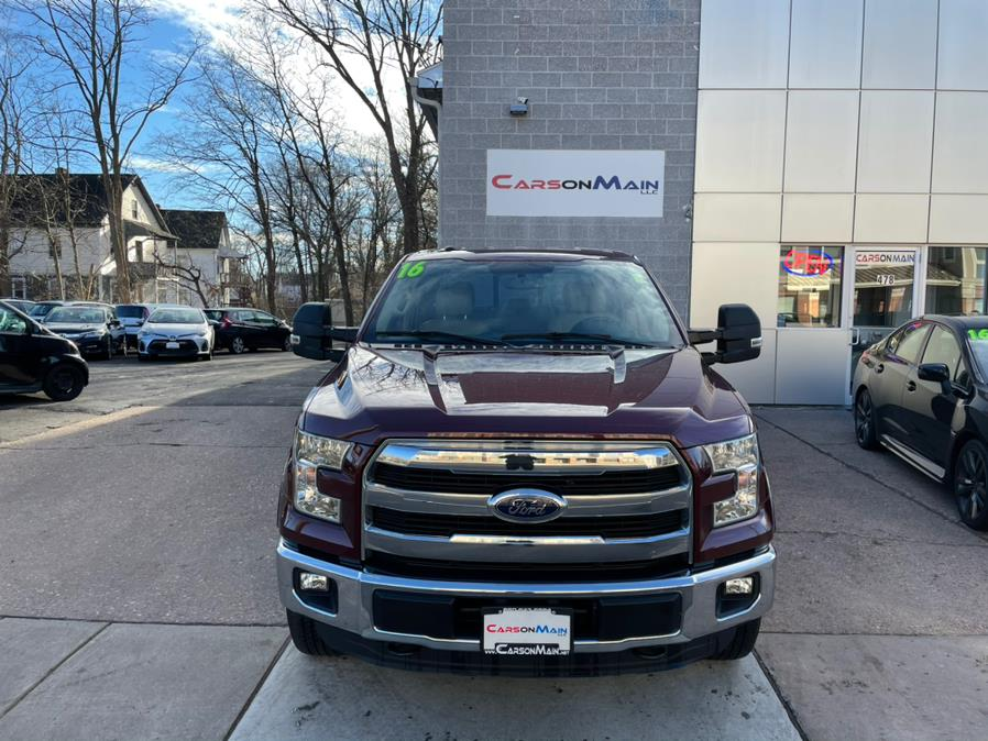 "Used Ford F-150 4WD SuperCrew 157"" Lariat 2016 