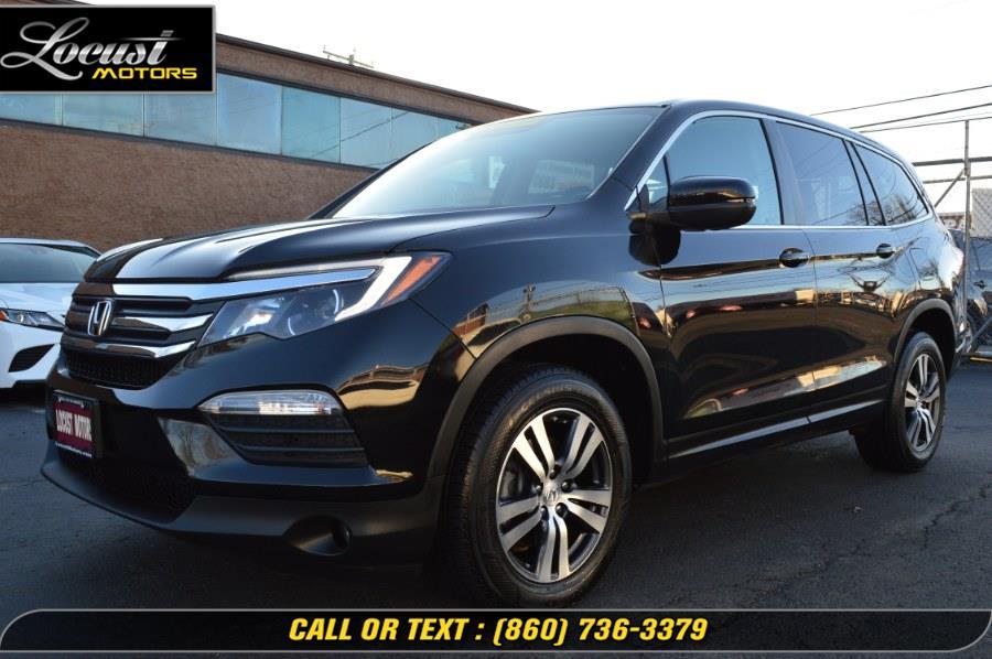 Used 2016 Honda Pilot in Hartford, Connecticut | Locust Motors LLC. Hartford, Connecticut