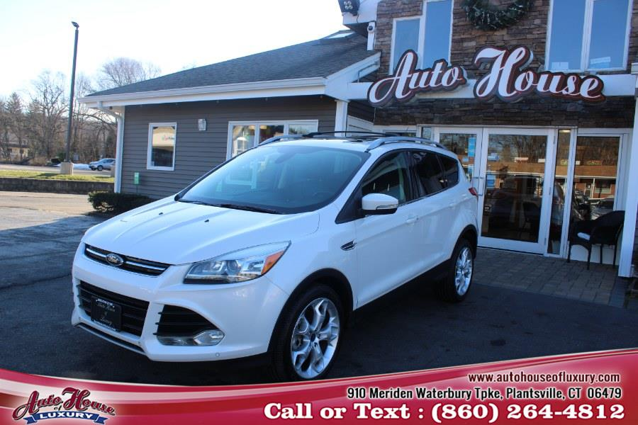 Used 2013 Ford Escape in Plantsville, Connecticut | Auto House of Luxury. Plantsville, Connecticut
