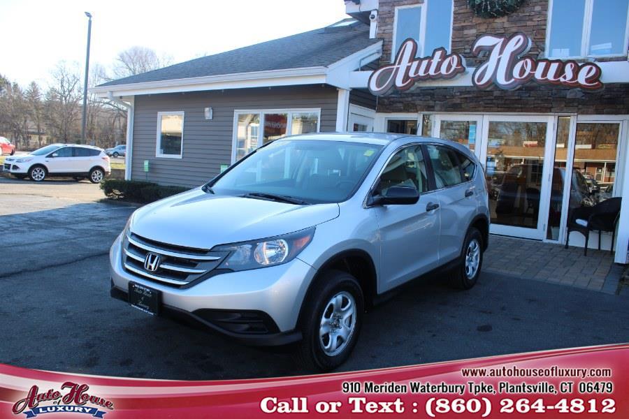 Used Honda CR-V AWD 5dr LX 2013 | Auto House of Luxury. Plantsville, Connecticut