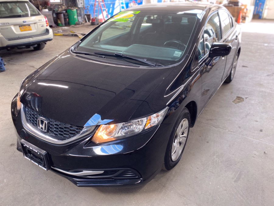Used 2014 Honda Civic Sedan in Middle Village, New York | Middle Village Motors . Middle Village, New York